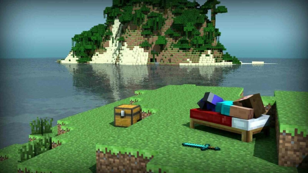 Chest in Minecraft