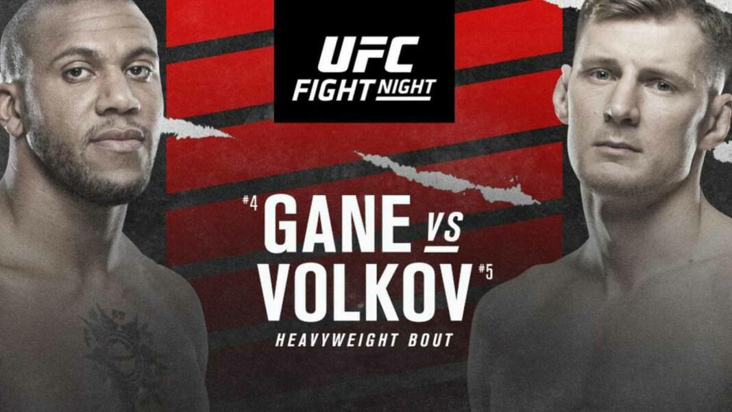 Ciryl Gane vs Alexander Volkov Prediction
