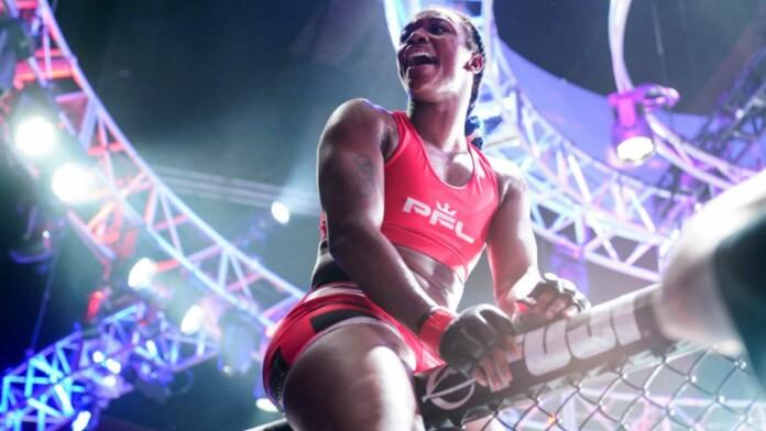 Claressa Shields MMA debut
