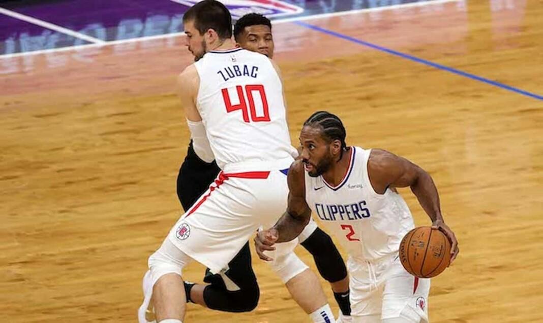 Clippers News Kawhi Leoanrd and Ivica Zubac