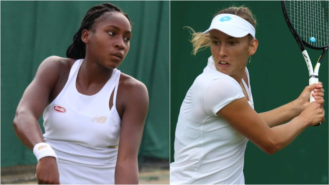 Coco Gauff vs Elise Mertens will clash in the 1st round of WTA Eastbourne 2021