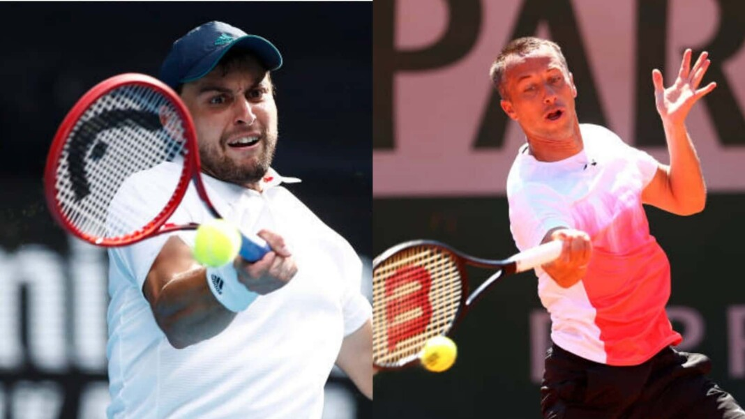 Aslan Karatsev vs Philipp Kohlschreiber