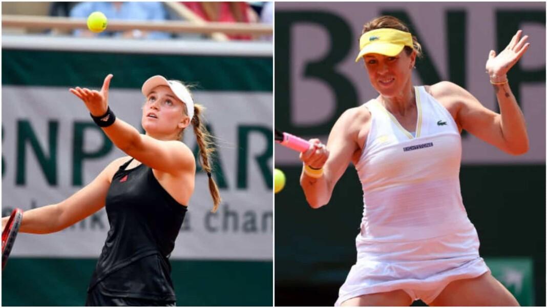 Elena Rybakina vs Anastasia Pavlyuchenkova