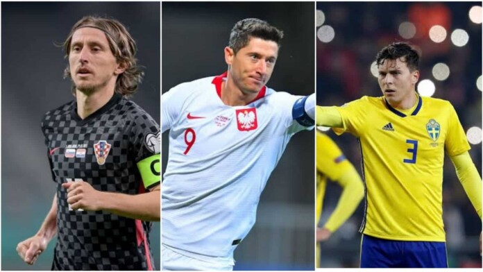 Dark horses of EURO 2020