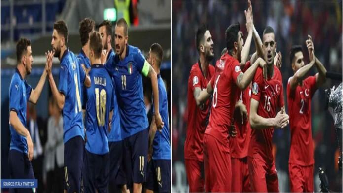 TUR vs ITA Dream 11 Euro 2020