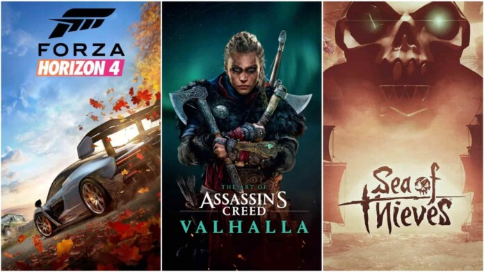Best Games for Xbox Gamers