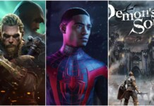 Top 5 Best Games for PS5 Gamers