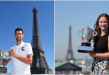 List of Champions at French Open 2021