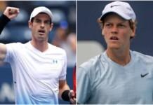 Andy Murray, Jannik Sinner