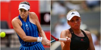 Garbine Muguruza vs Elena Rybakina