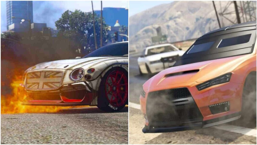 Armored Kuruma vs Armored Paragon R: Which is the better armored car:
