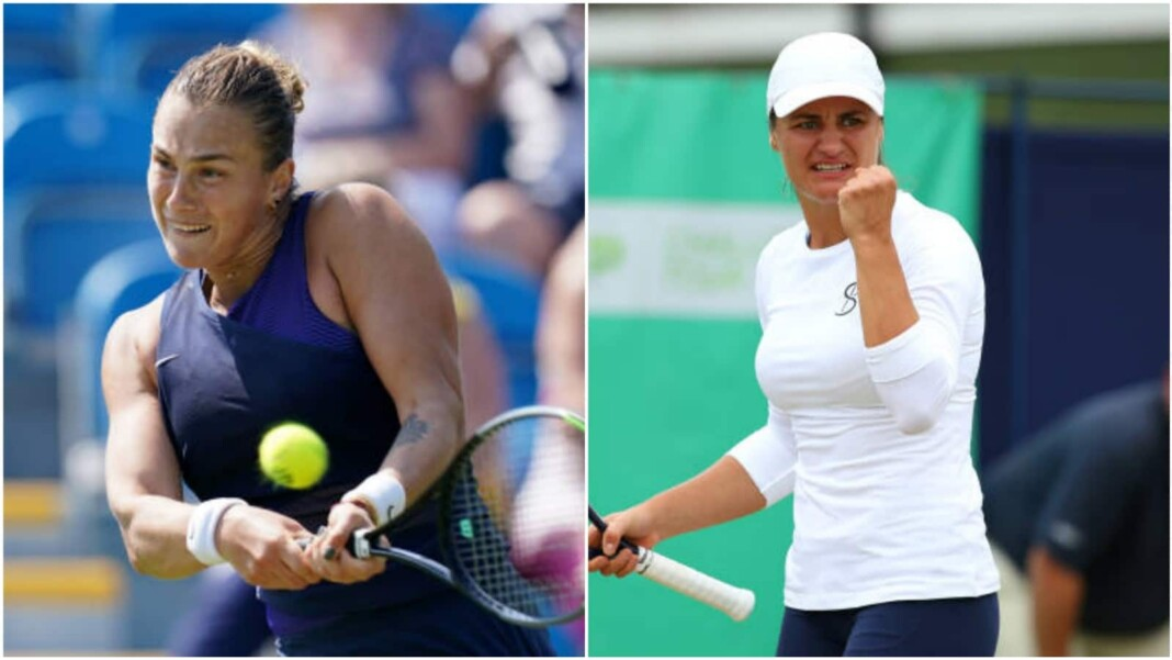 Aryna Sabalenka vs Monica Niculescu