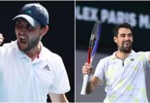 Aslan Karatsev vs Jeremy Chardy