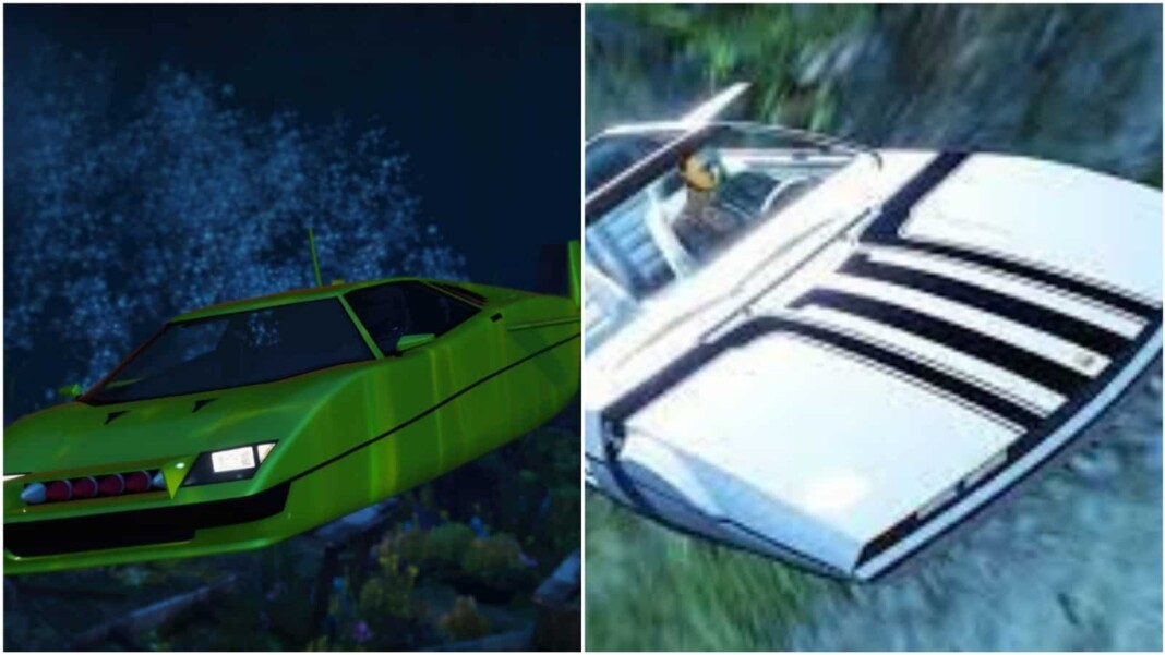 Toreador vs Stormberg in GTA 5: Which is the better amphibious vehicle