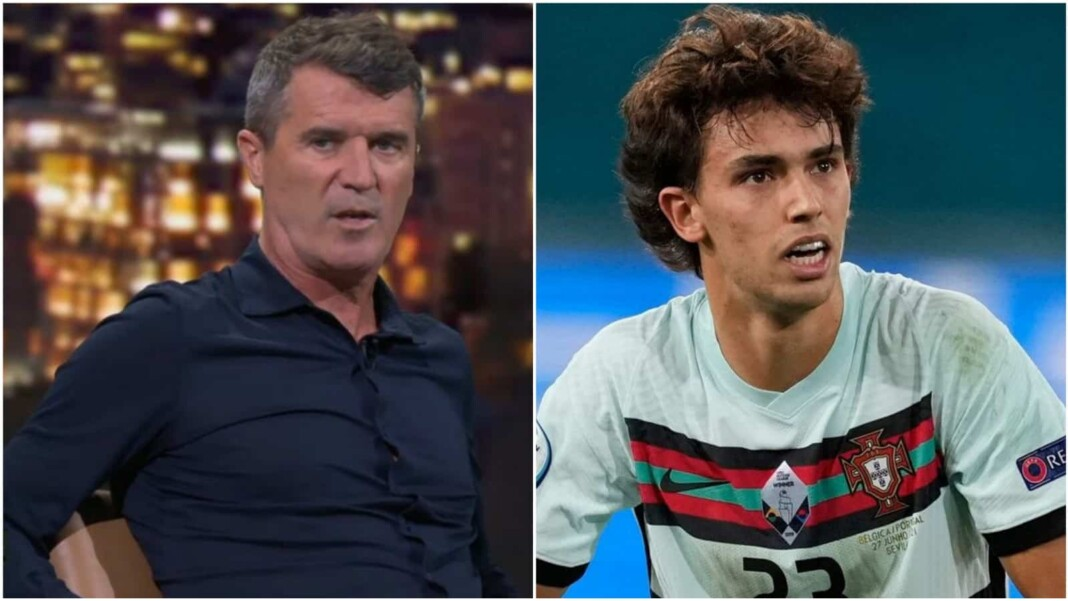 Euro 2020: Roy Keane tags Portugal youngster Joao Felix as 'imposter'
