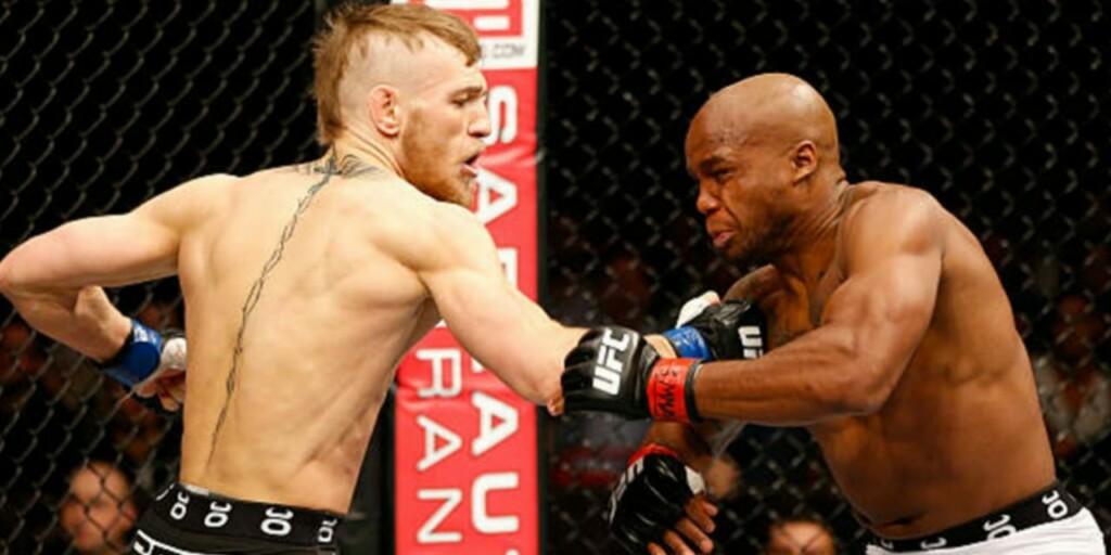 Conor McGregor UFC Debut