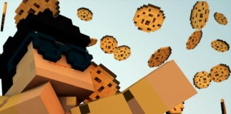 How to make a Cookies in Minecraft
