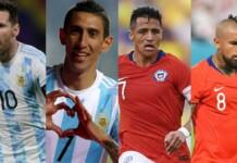 Copa America Argentina vs Chile