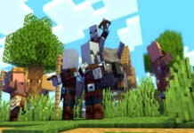 Crossbows vs Bows in Minecraft