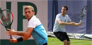 Daniel Evans vs Adrian Mannarino will clash in the 2nd round of the Queen's Club 2021