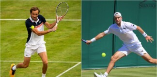 Daniil Medvedev vs Jan-Lennard Struff will clash at the ATP Halle 2021
