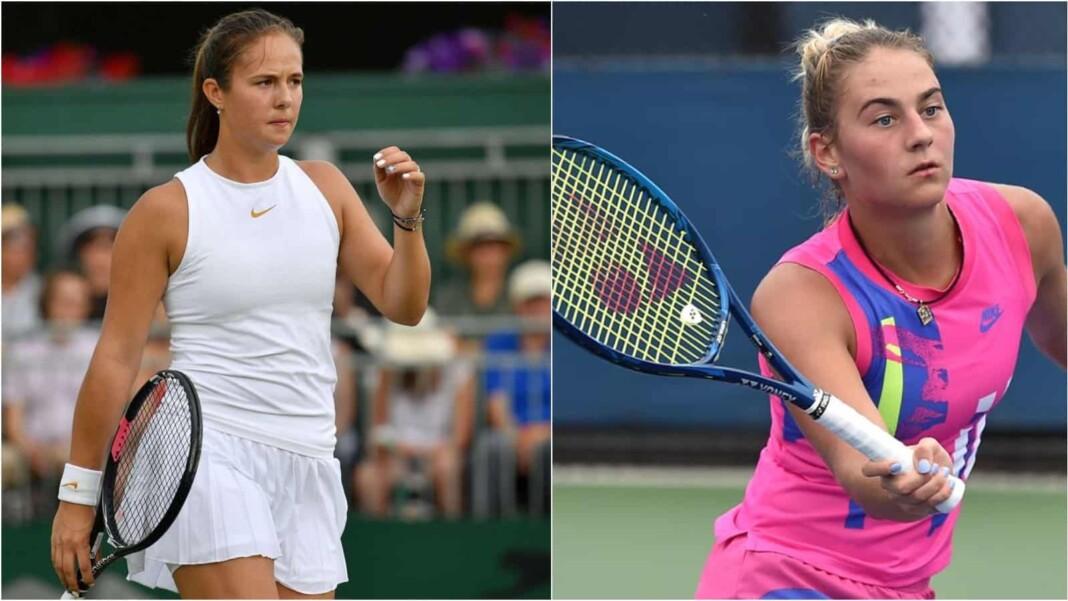 Daria Kasatkina vs Marta Kostyuk will meet in the 2nd round of the Birmingham Classic 2021