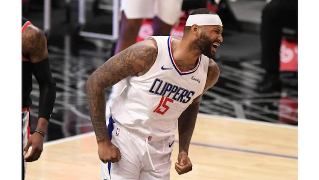 DeMarcus Cousins Clippers vs Suns