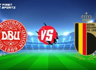 Denmark vs Belgium Live Stream