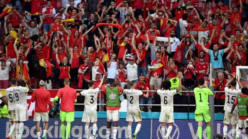 Denmark vs Belgium Player Ratings