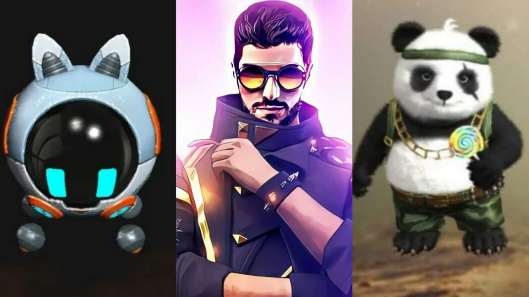 Detective Panda Vs Robo