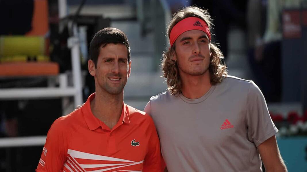 Has Stefanos Tsitsipas defeated Novak Djokovic at a Grandslam