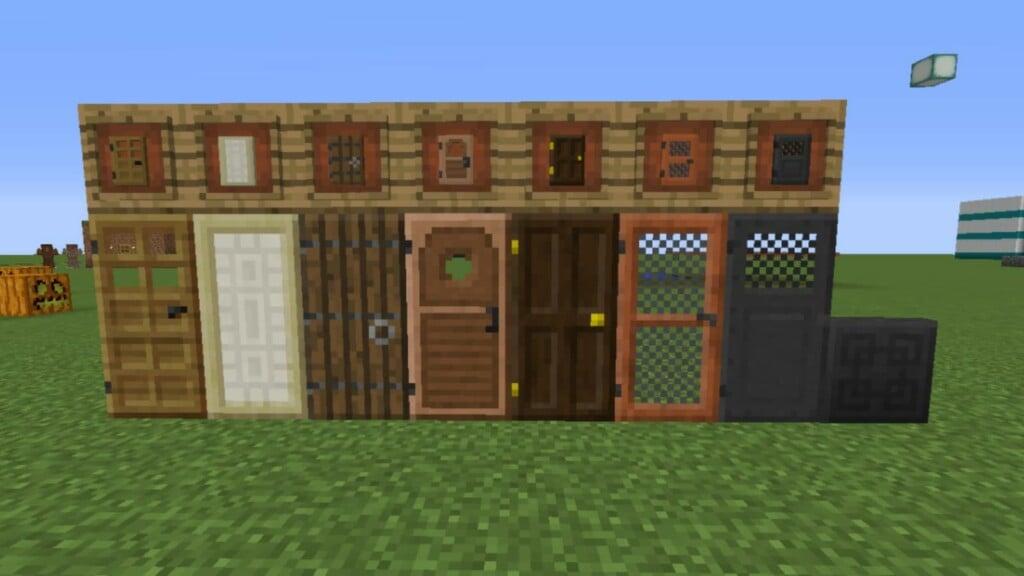 Door in Minecraft