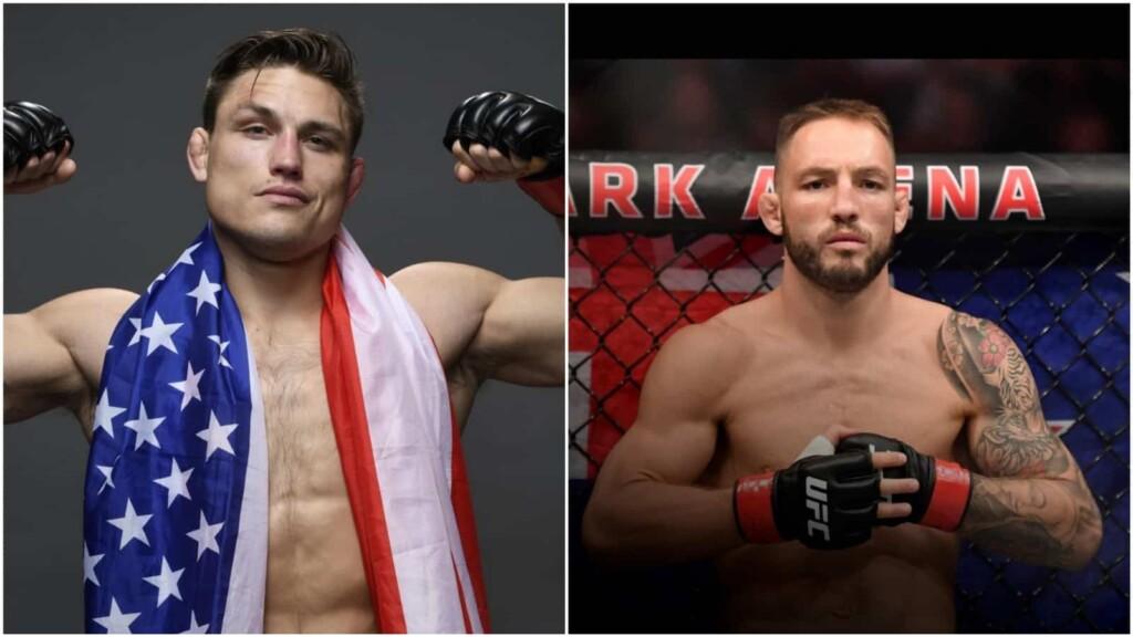 Drew Dober vs Brad Riddell UFC 263