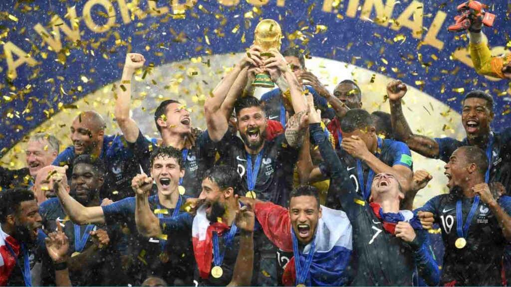 EURO 2020 France_World Cup 2018