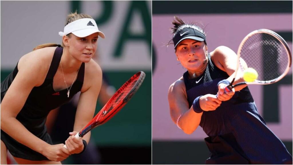 Elena Rybakina vs Bianca Andreescu