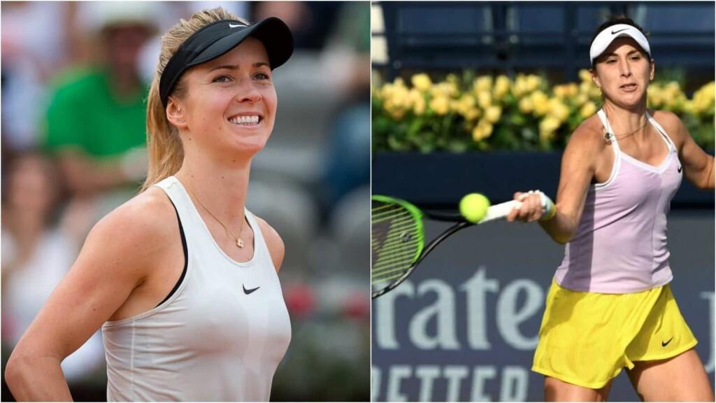 Elina Svitolina vs Belinda Bencic