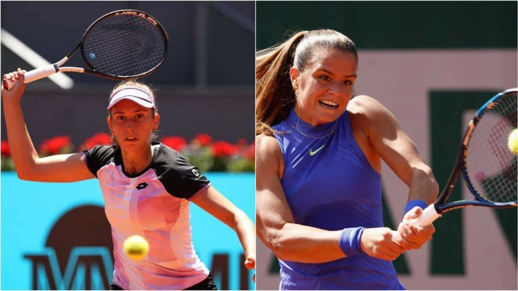 Elise Mertens vs Maria Sakkari will meet in the 3rd round of the French Open 2021