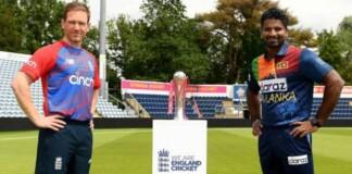 England vs Sri Lanka (ENG vs SL)