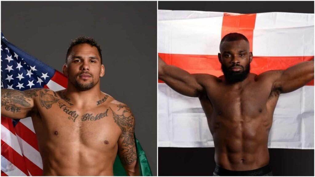 Eryk Anders vs Darren Stewart UFC 263