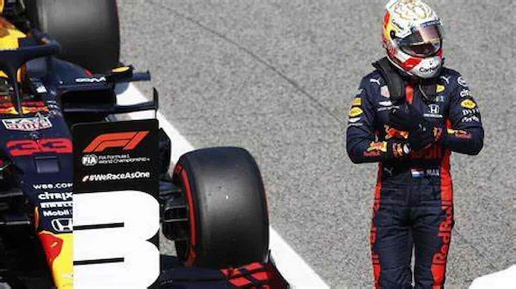 F1 Warns Max Verstappen