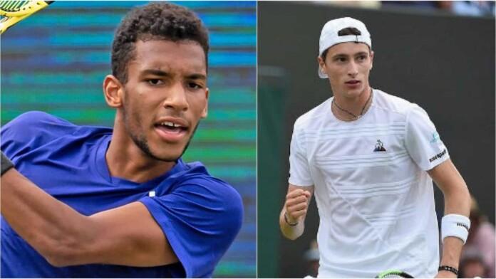 Felix Auger-Aliassime vs Ugo Humbert will clash in the ATP 250 Stuttgart Open 2021