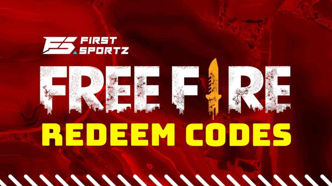Garena Free Fire redeem codes for today, 27th June 2021: FirstSportz special redeem codes