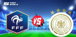 France vs Germany Live Stream