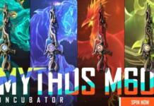 Free Fire Mythos M60 Incubator