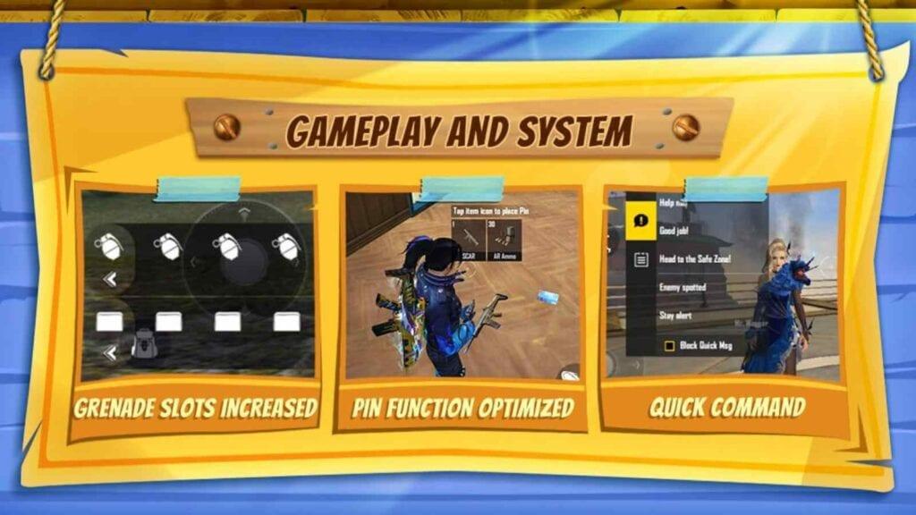 Gameplay system - FirstSportz