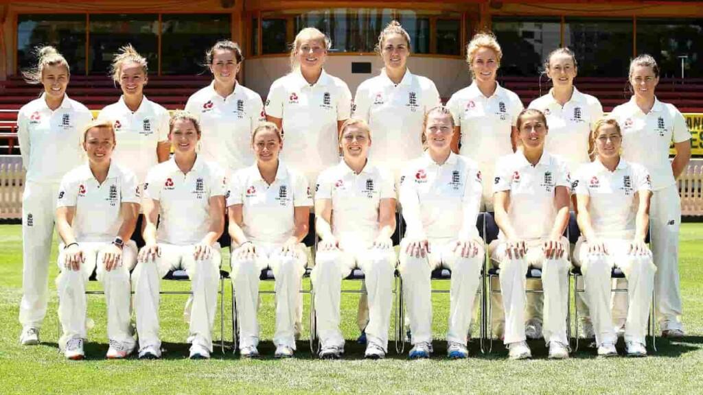 England Women's Test Team