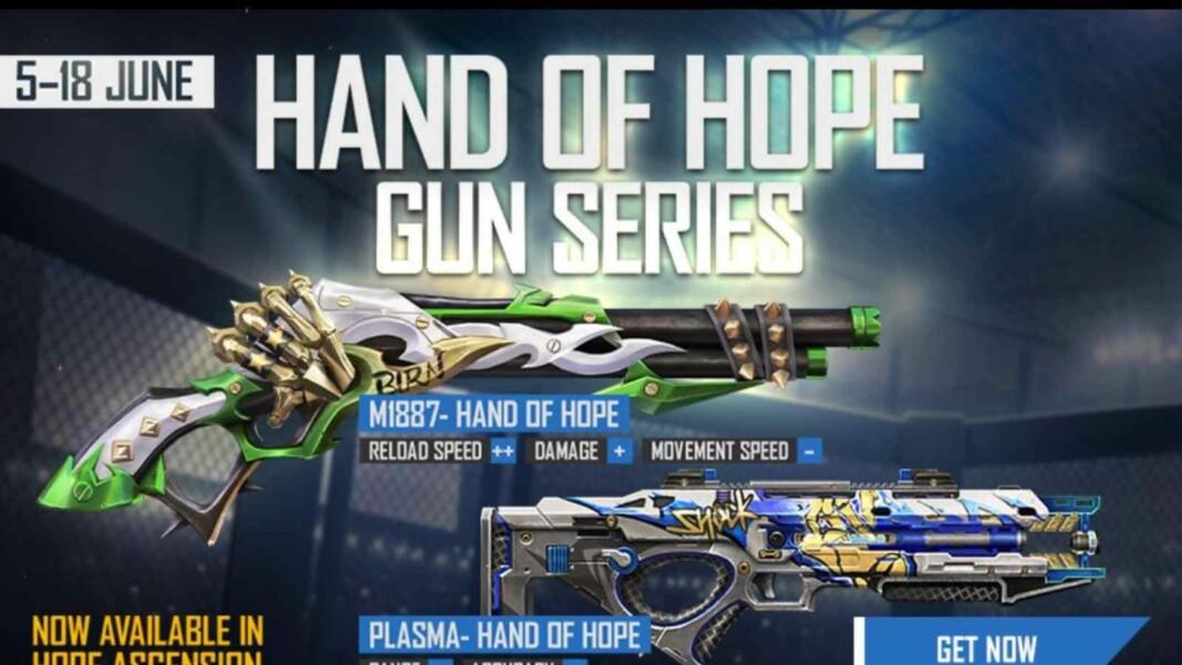 Hand of Hope Gun Series