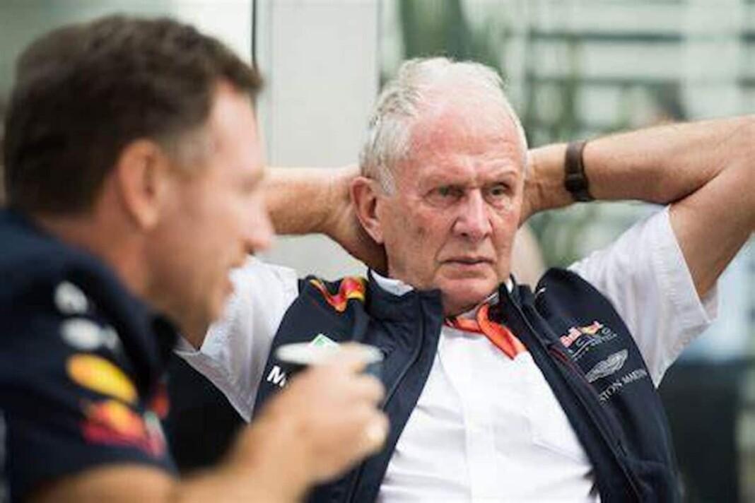 Helmut Marko on Mercedes