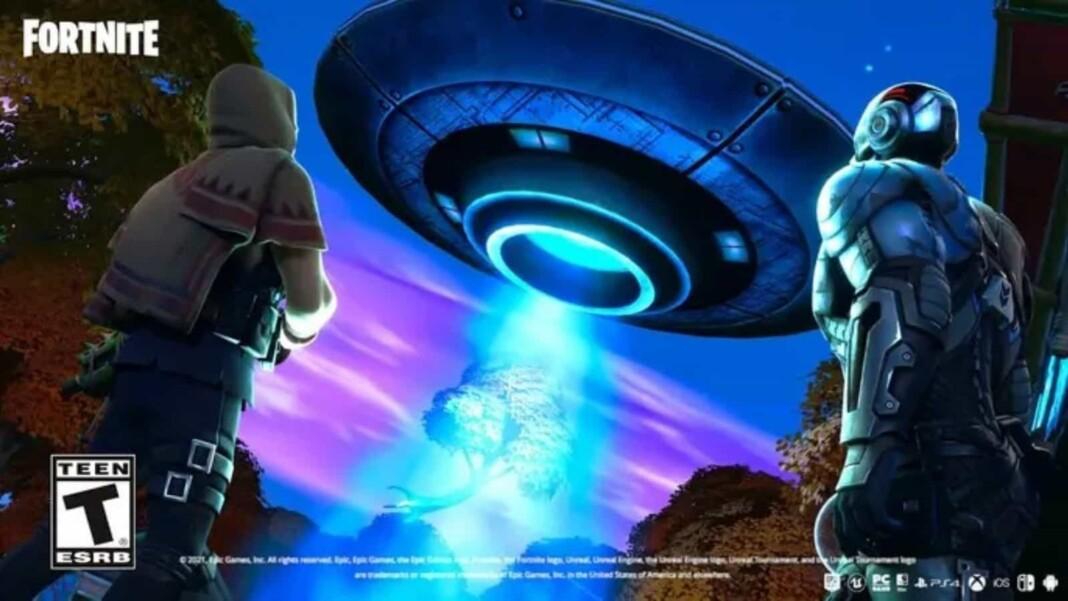 Aliens in Fortnite