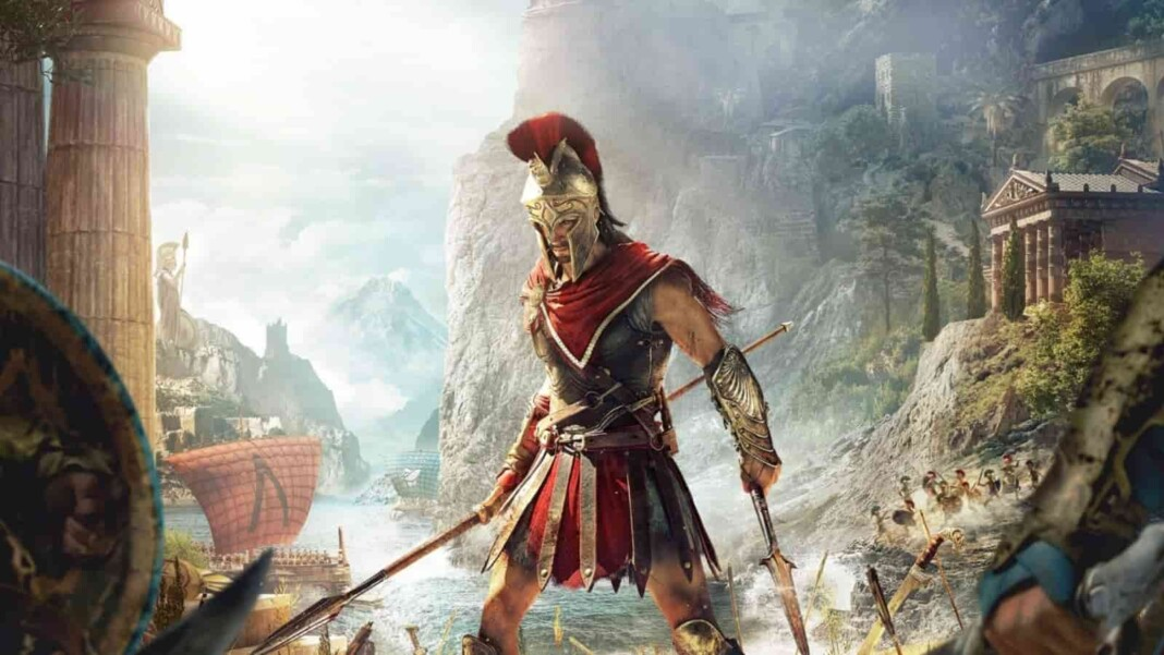 Assassin's Creed Odyssey - Best Open World Games of All Time